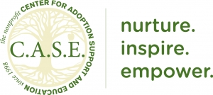 Logo of a tree - Center for Adoption Support and Education